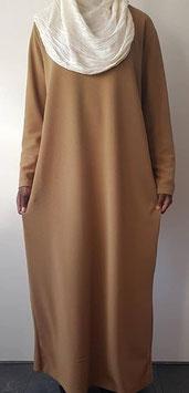 Abaya met zakken