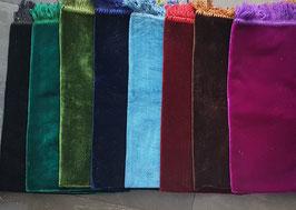 Eenkleurige gebedskleed