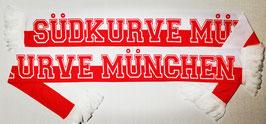 """Ultras Südkurve München Seidenschal """"College"""""""