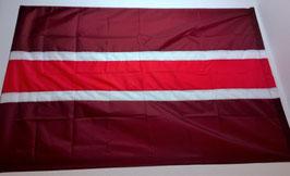 Ultras München Fahne Burgund/Weiß/Rot