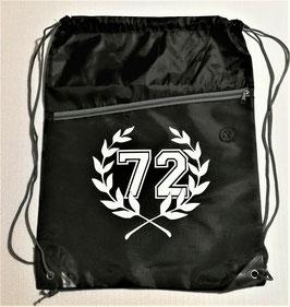 "Rucksack ""72 black"""