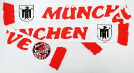 Ultras Südkurve München Seidenschal klein