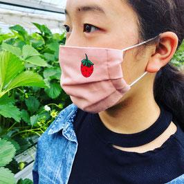 石川いちご農園オリジナル・いちごマスク