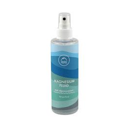 Magnesium Fluid mit Alpenwasser