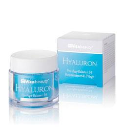 Hyaluron Lift-Effekt straffende Tages- und Nachtcreme