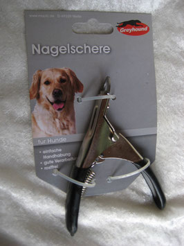 Krallenzange / Nagelschere, ca. 12,5cm
