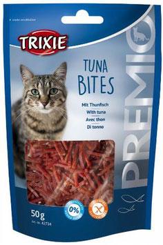 TRIXIE PREMIO Tuna Bites, Glutenfrei, 50g (100g / 3,38€)