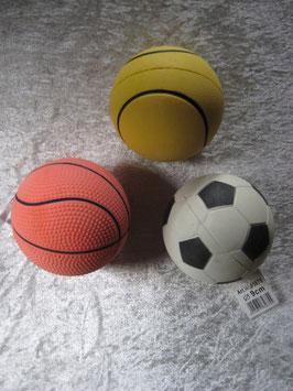 Moosgummiball  Ø ca. 9 cm