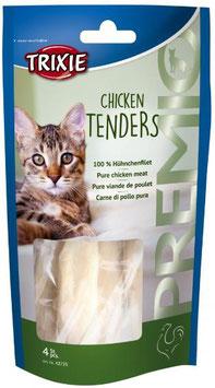 TRIXIE PREMIO Chicken Tenders, 4 Stück / 70g (100g / 2,84€)