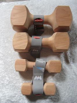 Apportierholz - verschiedene Größen