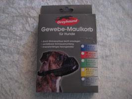 Gewebe Maulkorb für Hunde - verschiedene Größen