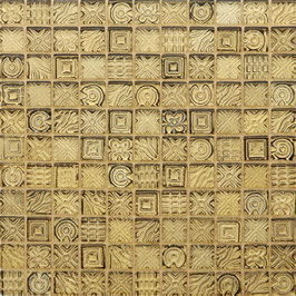 Стеклянная мозаичная смесь GOLD GLAMOUR I