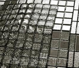 Стеклянная мозаичная смесь GLAMOUR II