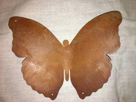 Rost Schmetterling