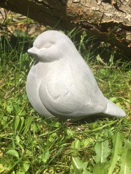 Vogel aus Keramik