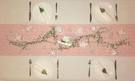 Tisch-Set Hochzeit für ca. 40 Personen