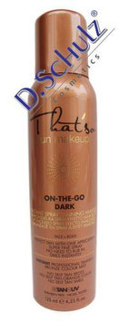 That'so On The Go Dark Bräunungsspray 125ml