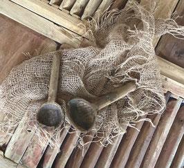Massivholzlöffel, handgefertigt