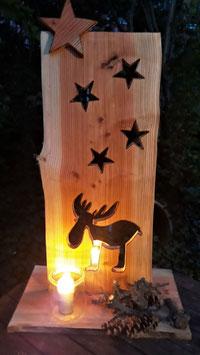 Winterzeit - Kerzenschein