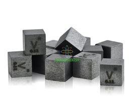 Vanadium metal density cube 99.99%