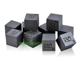 Silicon metal density cube 99.99%