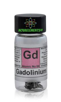 Gadolinium metal 1 gram 99.99% pure