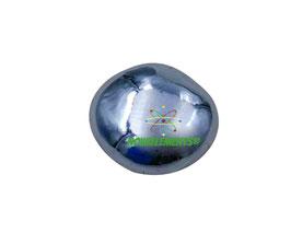 Osmium metal big melted pellet 99.99% various weighs