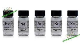 Standard Pressure Noble Gases Set