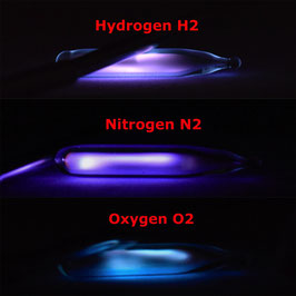 H2, N2, O2, Low Pressure (rarefied) Gases Set