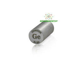 Germanium metal rod 99.999%