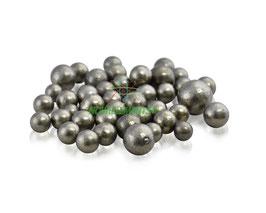 Nickel metal one single sphere 10 grams 99.9%