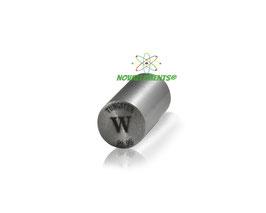Tungsten metal rod 99.95% 30 grams