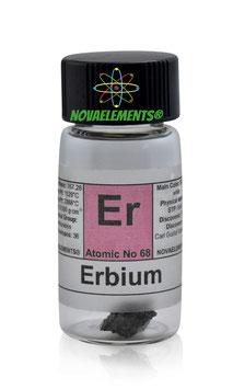 Erbium metal 1 gram 99.95% pure