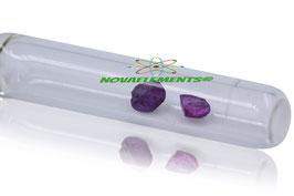 Purple Gold 0.15-0.20 grams ampoule and vial