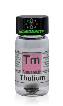 Thulium metal 1 gram dendritic piece 99.99%