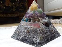 Pyramide Orgonite