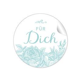 """""""Für Dich"""" - Rosen - rosa"""