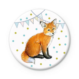 BUTTON MATT • FUCHS WIMPEL