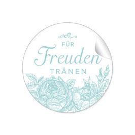 """Für Freudentränen"" - Rosen - mint"