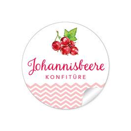 """Johannisbeere Konfitüre""- rot"