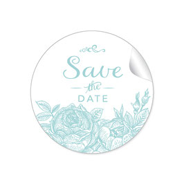 """Save the Date"" - Rosen - mint"