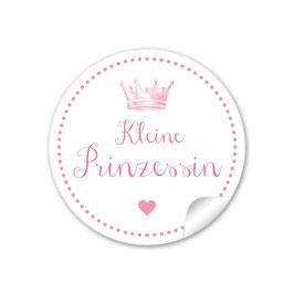"""""""Kleine Prinzessin"""" - Krone - rosa"""