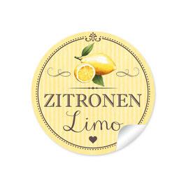 """""""Zitronen Limo""""- Zitrone"""