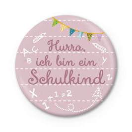 BUTTON MATT • SCHULKIND ROSA