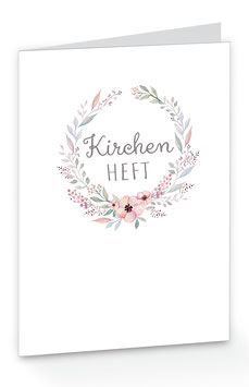 KIRCHENHEFT - ROSE BOHO