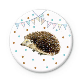 BUTTON MATT • IGEL WIMPEL