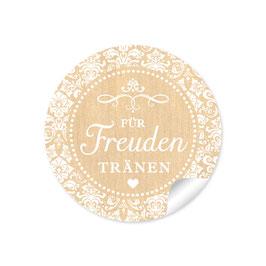 """""""Für Freudentränen"""" - Vintage Ornamente - Natur"""