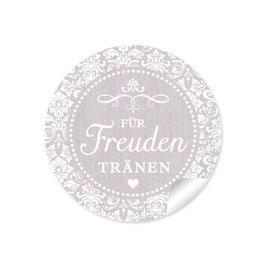 """""""Für Freudentränen"""" - Vintage Ornamente - taupe"""