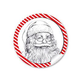 Weihnachtsmann  - rot