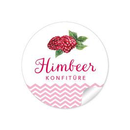 """Himbeer Konfitüre""- rot"